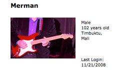 Microsoft billionaire's low-profile MySpace page