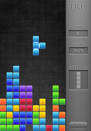 iPhone Tetris Clone 'Tris' Pulled From App Store