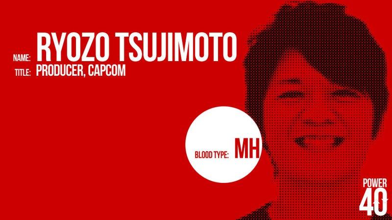 • 39. Ryozo Tsujimoto, Capcom Hit-Maker