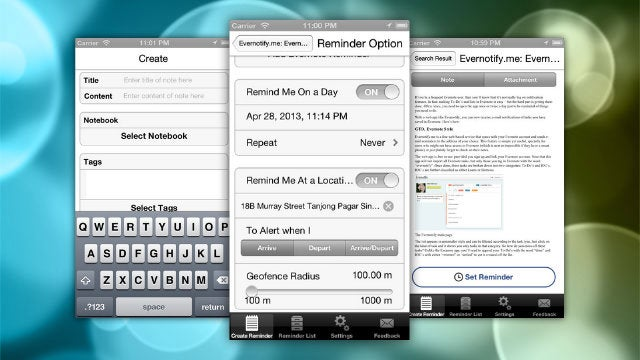 Evernote's Missing Feature: How to Add Reminders to Your Notes