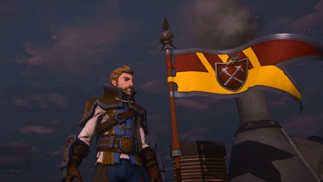 Watch Us Play 11 Minutes Of EverQuest Next Landmark