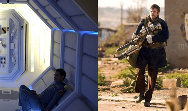 What Do District 9 And Moon Have In Common?