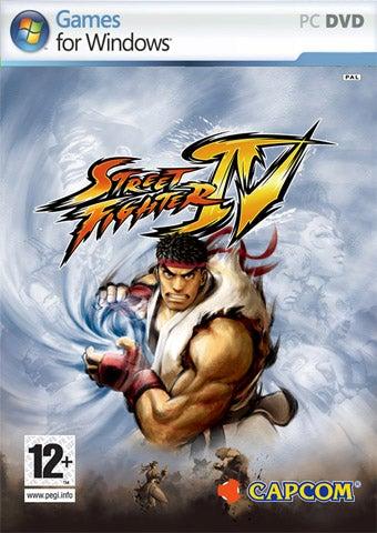 Street Fighter IV Hyper Turbo PC Specs