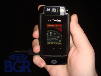 Motorola RAZR MAXX Ve in the Wild