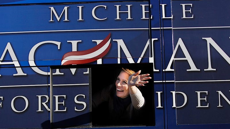 Michele Bachmann's Political Career Is a Parody of a Tragedy