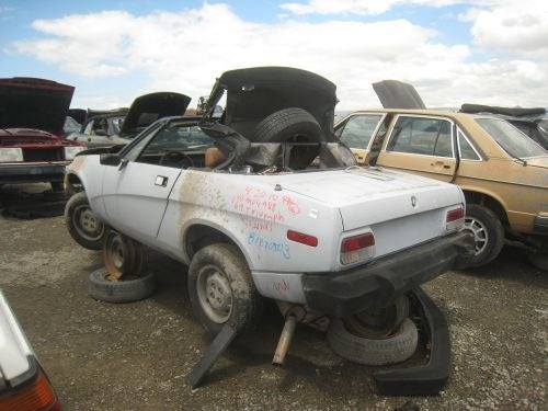 British Leyland Malaise Hangs Heavy Over This Junkyard