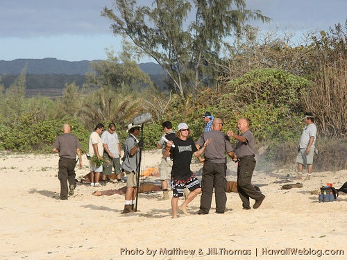 Lost Set Pics Gallery