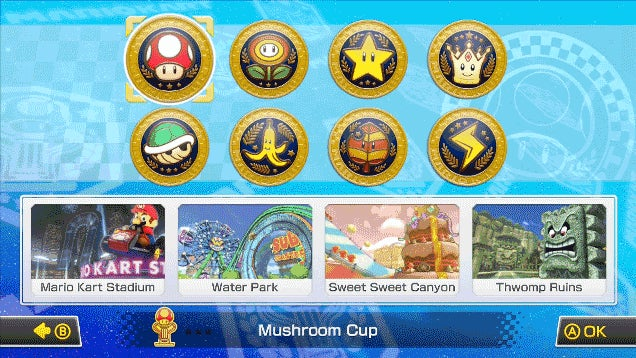 Which Mario Kart 8 Track Is The Best?