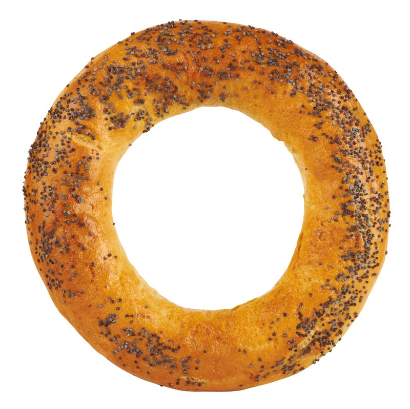 Drop the base to make bagels more delectable