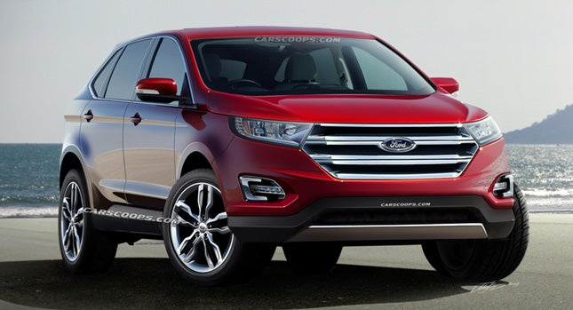 ​Things I Have To Say About The 2015 Ford Edge​