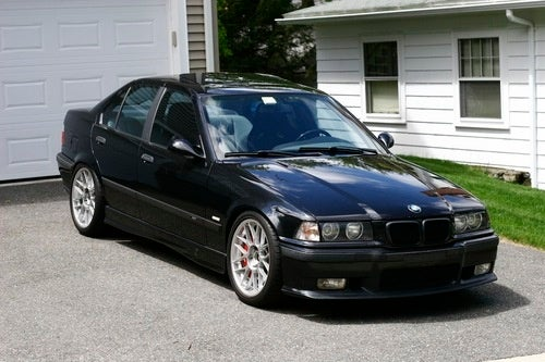 For $12,499, This M3/4/5 Adds Numbers, Drops Names