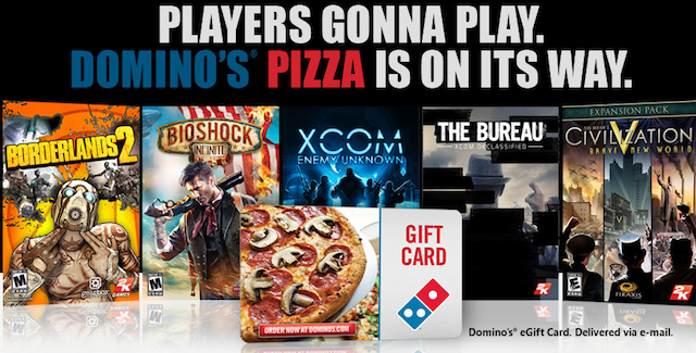 Get Pizza With Your Bioshock And Borderlands, Upgrade Your TV, EVO SSD