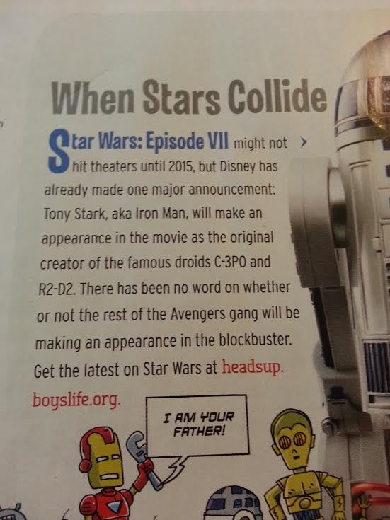 The Star Wars/Marvel Crossover Rumor That's Too Weird To Be True