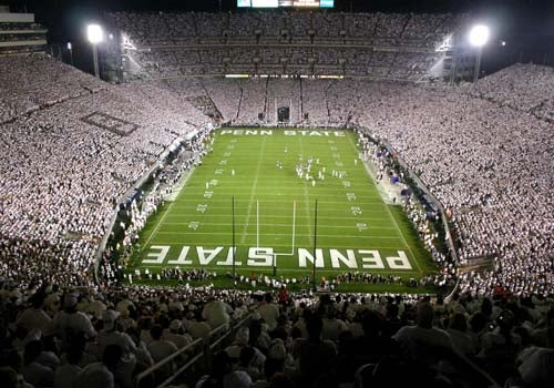 Penn State's New Twelfth Man Is Science
