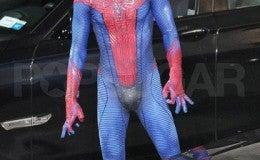 New Spider-Man set photos