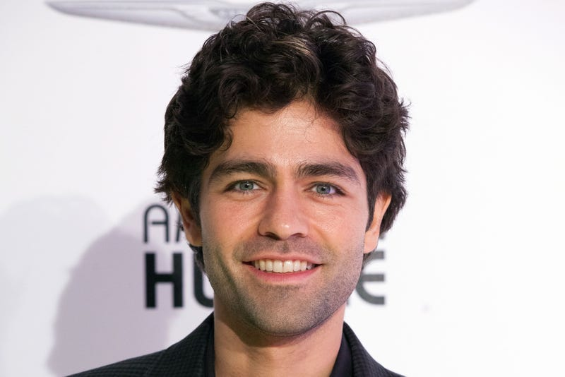 "Report: Adrian Grenier Has a Giant Penis and a ""Big Bush"""