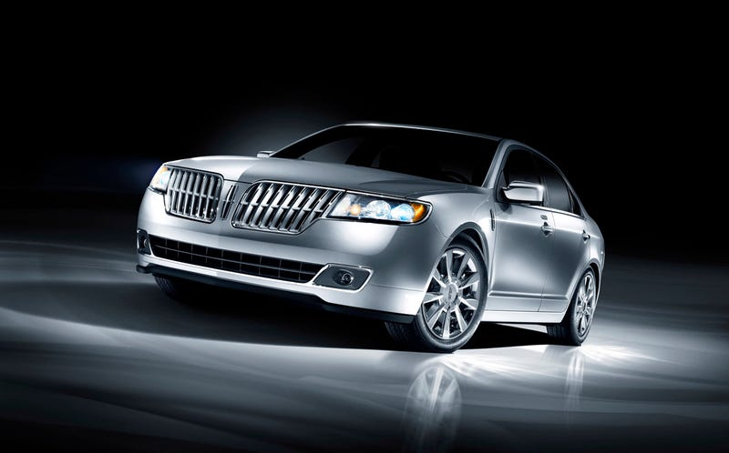 2010 Lincoln MKZ: Fusion Plus A Newish Nose