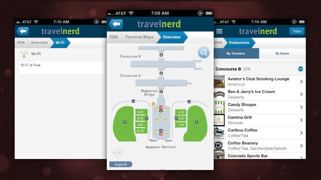 Airport Guide Gives You Terminal Maps, Amenity Info, and More for Popular Airports