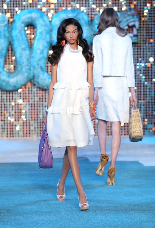 Dior Cruise Collection: Floaty Frocks For Frivolous Femmes