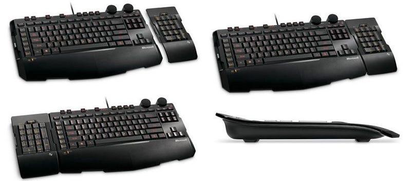 Microsoft Releasing SideWinder Keyboard in September?