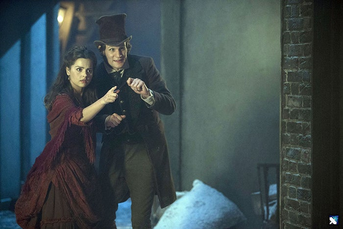 "Doctor Who - ""The Snowmen"" Promo Images"