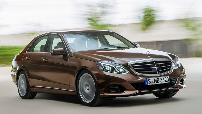 2014 Mercedes-Benz E-Class: This Is It And It Is Dull