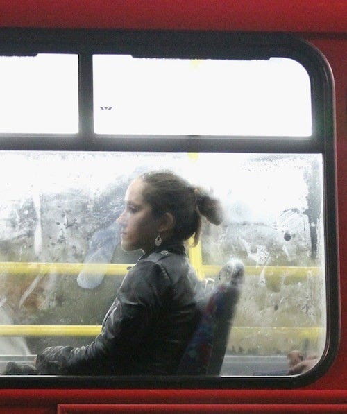 Londoners Steamed About Bus Commute