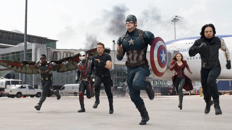 Captain America: Civil War Is Too Much And Just Enough
