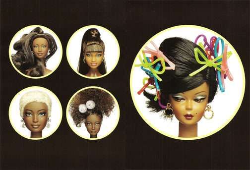 Black Barbies Are All Dolled Up In July's Italian Vogue