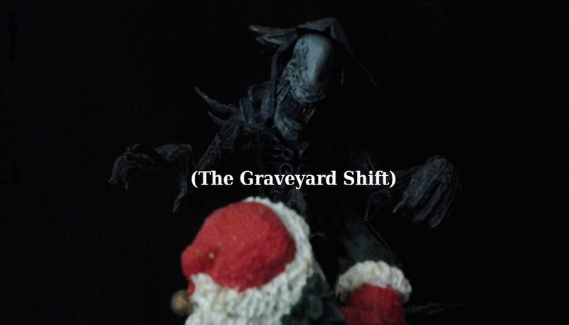 The Graveyard Shift *No Ragrets Edition - Naughty or Nice?