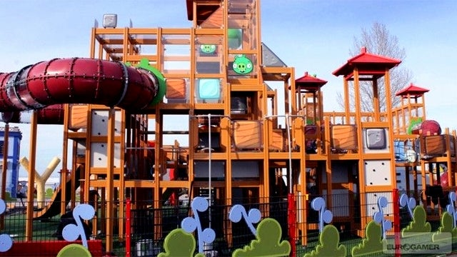 Angry Birds Land is Now a Real Place, and It's In Finland