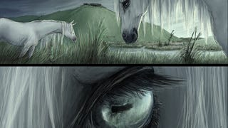 A Creepy Comic About Kelpies, Scotland's Murderous, Supernatural Horses