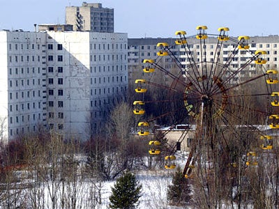 Come One, Come All to Chernobyl-Land! (Mutations Cost Extra)