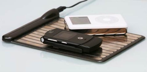 Wireless WildCharger for RAZR and iPod Nano Coming This Month