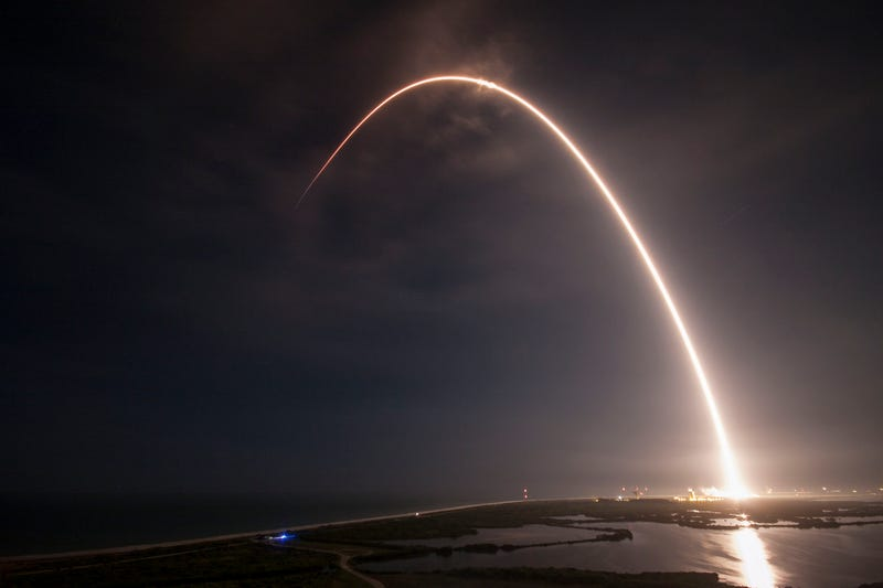 In Case You Missed It, SpaceX Successfully Launched Another Satellite