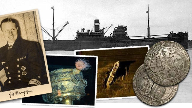 How the Nazis Sunk the Largest Underwater Treasure In the World
