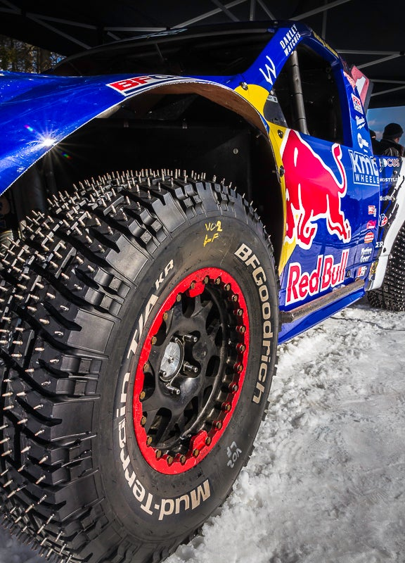 Pro4 Trucks To Race At A Ski Resort This Weekend
