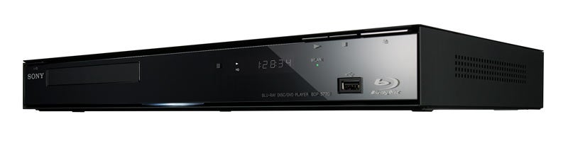 Sony BDP-S770 Blu-ray Player Has 3D, Wi-Fi and Netflix Plus iPhone Remote Control App