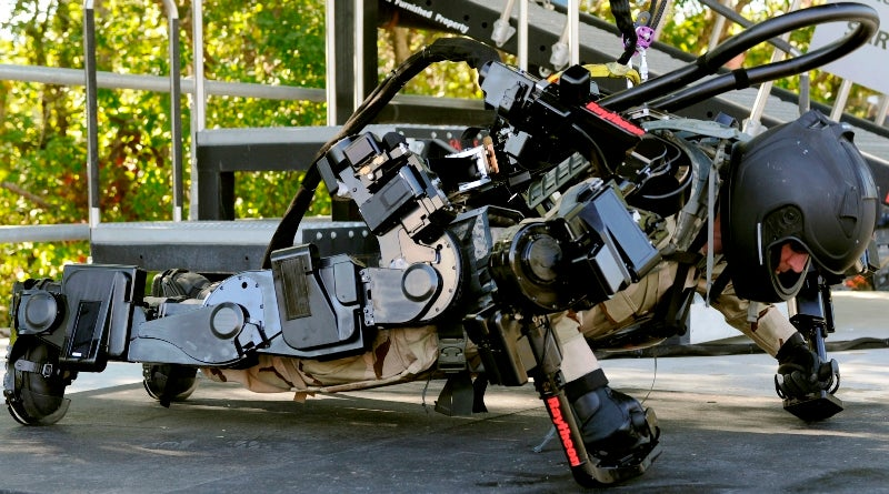 Neuroscientists create the first brain-controlled exoskeleton
