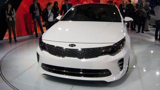 New Kia Optima Wipes Out All The Charm Of The Old One