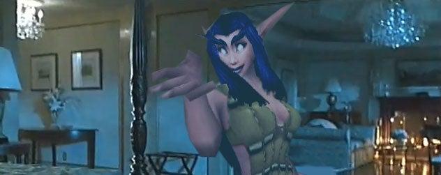 Jamie Lee Curtis Loves Her Some World Of Warcraft