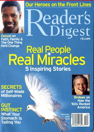 Reader's Digest—America's Soul—Going Bankrupt
