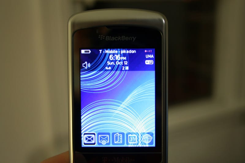 BlackBerry Pearl Flip Review