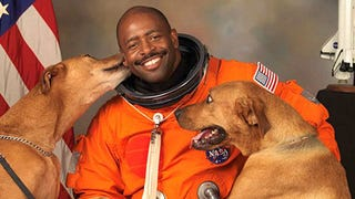 This Is An Official Portrait Of AstronautLeland D. Melvin