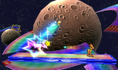 Smash Shot of the Day: The Great Space Race