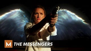 In the First <i>Messengers </i>Clip, a Secret Angel Gets Blackmailed