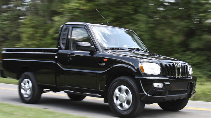 Bad fuel economy news for Mahindra