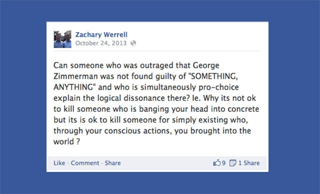 The Campaign Manager Who Beat Eric Cantor Just Deleted His Facebook