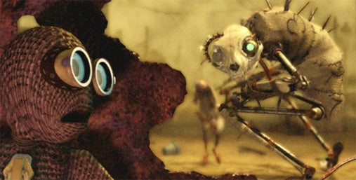 No, Tim Burton's 9 Is Not Riffing On Sackboy