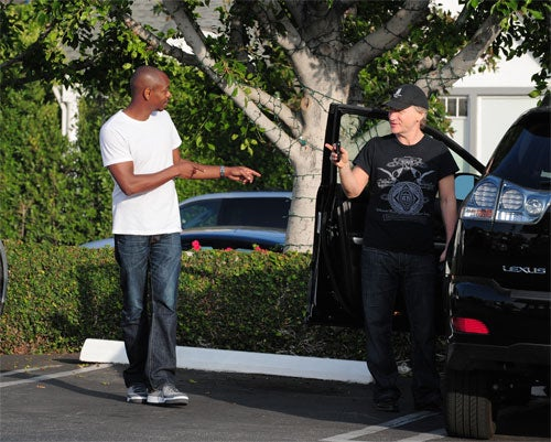 Bill Maher, Dave Chappelle: A Pair Of Punchlines